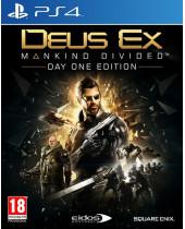 Deus Ex - Mankind Divided (Steelbook Edition) (PS4)