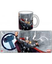 Avengers hrnček Thor