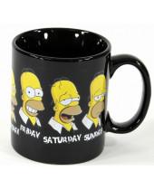 Simpsons hrnček A Normal Week