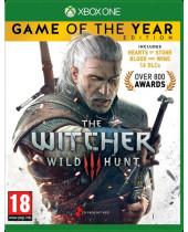 Zaklínač 3 - Divoký Hon CZ (Game of the Year Edition) (XBOX ONE)