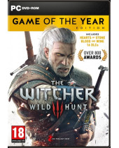 Zaklínač 3 - Divoký Hon CZ (Game of the Year Edition) (PC)
