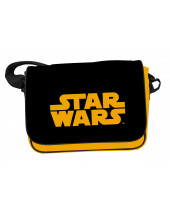 Star Wars Orange Logo Messenger Bag