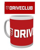 DriveClub hrnček Logo