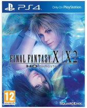 Final Fantasy X / X-2 HD (PS4)