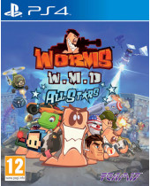 Worms W.M.D All Stars (PS4)