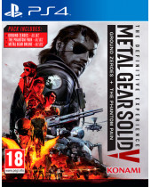 Metal Gear Solid 5 - The Definitive Experience (PS4)