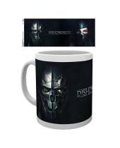 Dishonored 2 - Faces hrnček