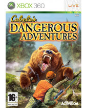Cabelas Dangerous Adventures (XBOX 360)