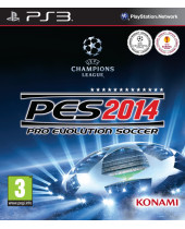 Pro Evolution Soccer 2014 (PS3)