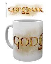 God of War hrnček Logo