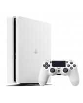 Sony PlayStation 4 Slim (PS4) 500GB Glacier White