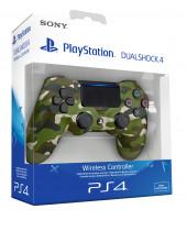 Sony PS4 Dual Shock 4 V2 (Green Camo)