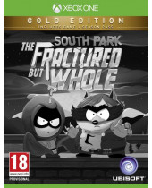 South Park - The Fractured But Whole (Gold Edition) (XBOX ONE)