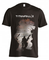 Titanfall 2 Regie Silhouette (T-Shirt)