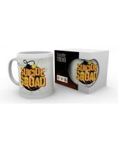 Suicide Squad hrnček Bomb