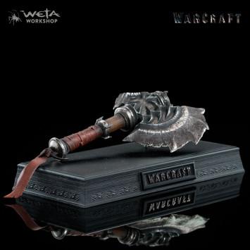 Warcraft - Replica 1/6 Durotans Axe 20 cm