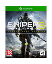 Sniper - Ghost Warrior 3 (Season Pass Edition) (XBOX ONE)