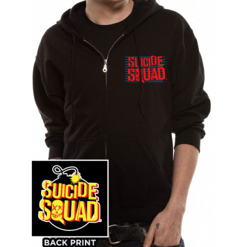 Suicide Squad - Mikina Hooded Sweater Bomb (Mikina)