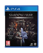 Middle-earth - Shadow of War Silver Edition (PS4)
