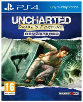 Uncharted - Drakes Fortune Remastered (PS4)