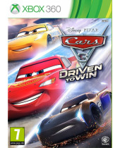 Cars 3 - Driven to Win (XBOX 360)