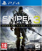 Sniper - Ghost Warrior 3 (Season Pass Edition) (PS4)