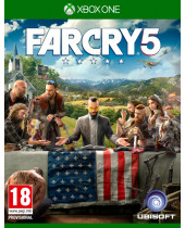 Far Cry 5 CZ (XBOX ONE)