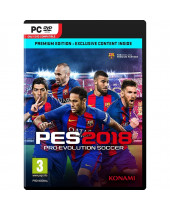 Pro Evolution Soccer 2018 (Premium Version) (PC)