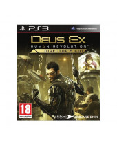 Deus Ex - Human Revolution Director's Cut (PS3)