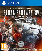 Final Fantasy XIV (Starter Edition) (PS4)