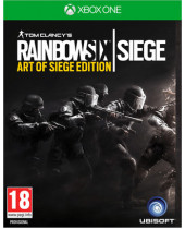 Tom Clancys Rainbow Six - Siege (Art of Siege Edition) CZ (XONE)