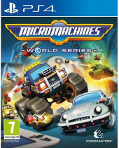 Micro Machines - World Series (PS4)