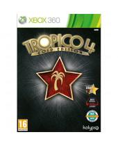 Tropico 4 (Gold Edition) (XBOX 360)