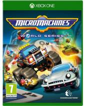 Micro Machines - World Series (XBOX ONE)