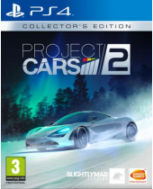 Project CARS 2 (Collectors Edition) (PS4)