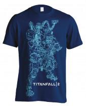Titanfall 2 - Titan BT Line Art (T-Shirt)