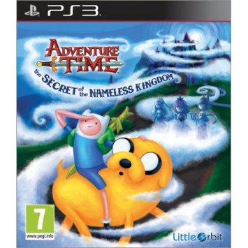 Adventure Time - The Secret of the Nameless Kingdom (PS3)