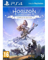 Horizon - Zero Dawn (Complete Edition) (PS4)