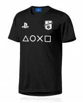 PlayStation eSport Functional Gear - F.C Black (T-Shirt)