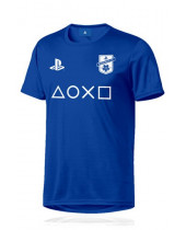 PlayStation eSport Functional Gear - F.C Blue (T-Shirt)