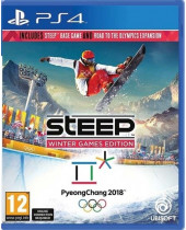 Steep (Winter Games Edition) (PS4)