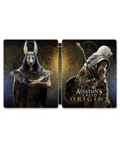 Assassins Creed Origins steelbook