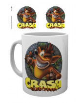 Crash Bandicoot hrnček Crash
