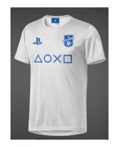 PlayStation eSport Functional Gear - F.C White (T-Shirt)