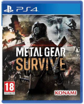 Metal Gear - Survive (PS4)