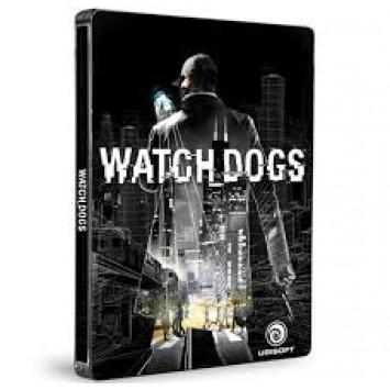 Watch Dogs 1 steelbook