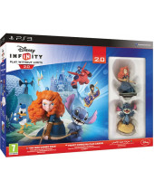 Disney Infinity 2.0 - Disney Originals Toy Box Combo Pack (PS3)