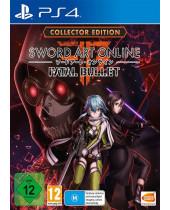 Sword Art Online - Fatal Bullet (Collectors Edition) (PS4)