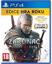 Zaklínač 3 - Divoký Hon CZ (Game of the Year Edition) (PS4)