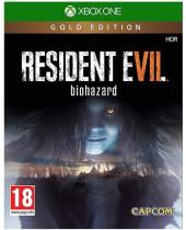 Resident Evil 7 - Biohazard (Gold Edition) (Xbox One)